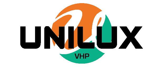 Unilux VHP (vertical heat pumps) logo