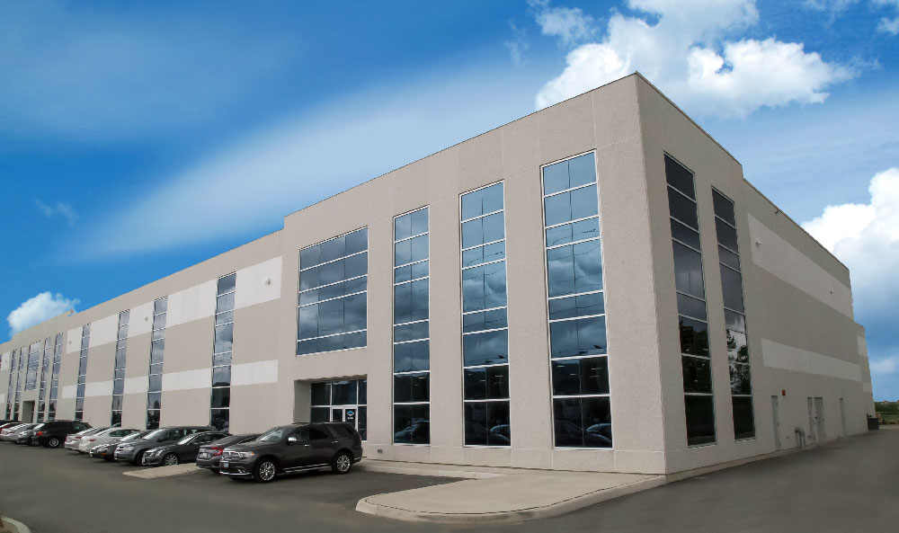Unilux VFC Head Office & Manufacturing Facility